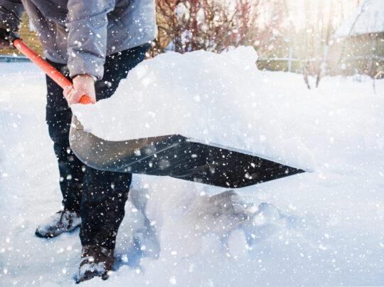 snow removal cape cod