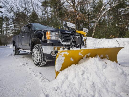 snow removal barnstable ma