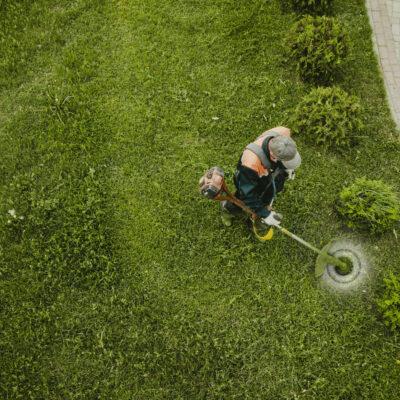 commercial lawn mowing cape cod